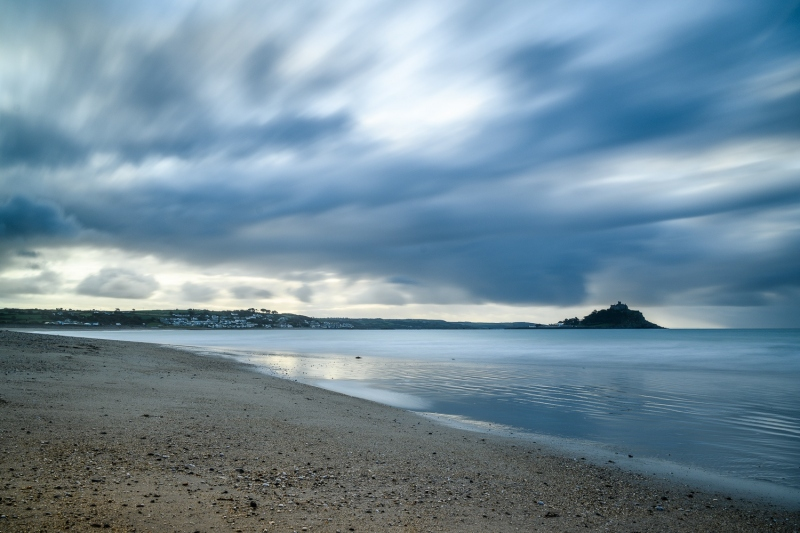 St Michaels Mount early-ish