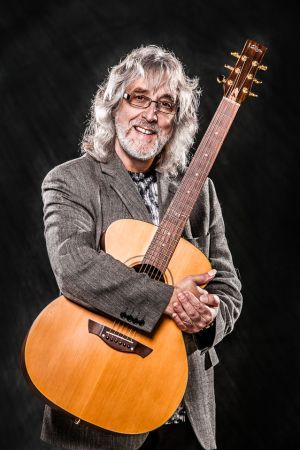 Gordon Giltrap, renowned guitarist